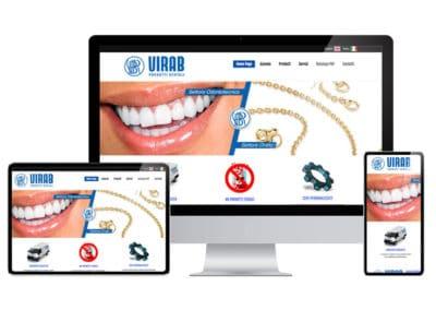 Sito Web Virab