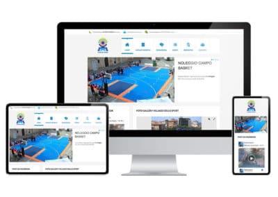 Sito Web Stadium Sport