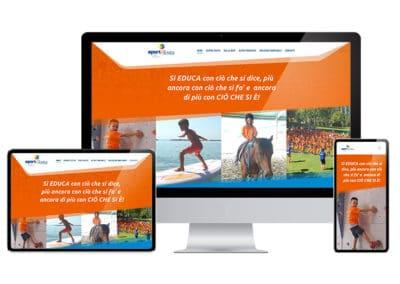 Realizzazione Nuovo Sito Web di Sport è Festa - San Benedetto del Tronto